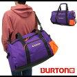 バートン BURTON ダッフルバッグ ショルダーバッグ Boothaus Bag Medium [35L] Grape Crush【コンビニ受取対応商品】