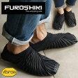 ショッピングシューズ 【即納】FUROSHIKI shoes フロシキ シューズ 靴 メンズ レディース FUROSHIKI Black (15UAC06)