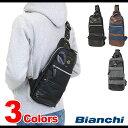 【即納】【国内正規品】Bianchi ビアンキ バッグ TBTC-05 メンズ レディース ボディバッグ (ワンショルダー 斜め掛けショルダー)【コンビニ受取対応商品】