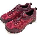 メレル モアブ FST ゴアテックス トレッキングシューズ MERRELL MOAB FST GORE-TEX BEET RED WMNS 靴 (J37158 FW16)【コンビニ受取対応商品】