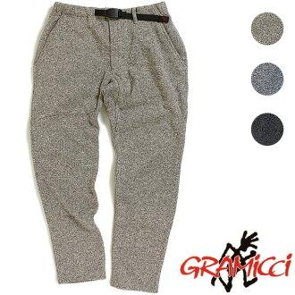 Gramicci 修身褲,羊毛 GRAMICCI 男式長褲羊毛細腿褲 (GMP 16F017 FW16)