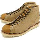 チペワ 5インチ ツートーン スエード ブリッジマン ブーツ CHIPPEWA メンズ 革靴 5-inch two-tone suede bridgemen boots EEワイズ カーキ/コッパーカプリス (CP1901M80)【コンビニ受取対応商品】
