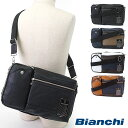 【即納】ビアンキ メンズ レディース Bianchi 3WAボディバッグ (TBPI-06 SS16)【コンビニ受取対応商品】