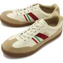 【楽天カードで最大24倍】Goliath ゴライアス スニーカー 靴 メンズ HEDEL ヘーデル CREAM/DK.RED [G-1706P-1393 FW17]