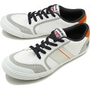 【即納】Admiral アドミラル スニーカー 靴 メンズ・レディース INOMER イノマー White/Gray/Orange (SJAD1509-010311 FW17)【コンビニ受取対応商品】