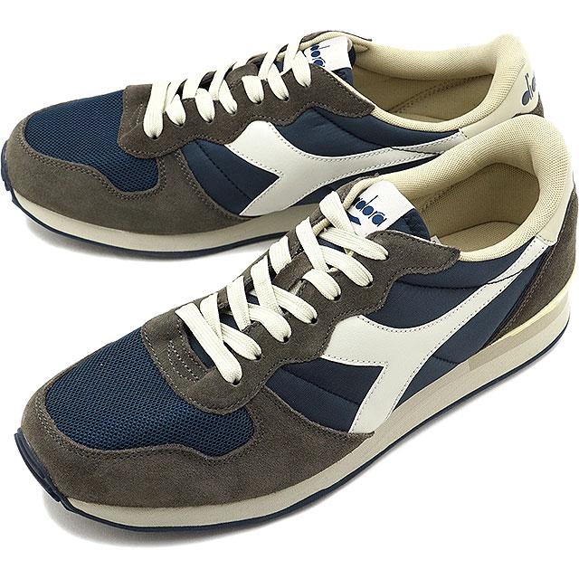 【30%OFF】【在庫限り】DIADORA ディアドラ スニーカー 靴 CAMARO カマロ BLUE/GRAY (159886-C5603)【e】【ts】【コンビニ受取対応商品】
