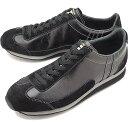 【即納】【返品送料無料】PATRICK パトリック スニーカー 靴 BOSTON-L II ボストン・レザー2 BLK メンズ・レディース (528961 FW17Q4..