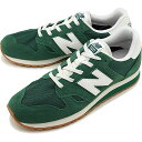 【即納】newbalance ニューバランス メンズ・レディース Dワイズ U520 FOREST スニーカー 靴 (U520EM FW18)【コンビニ受取対応商品】