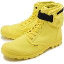 楽天mischief【即納】パラディウム PALLADIUM パンパ スマイリー フェスト バッグ Pampa Smiley Fest Bag メンズ レディース スニーカー 靴 Blazing Yellow (76074-736 FW18)【コンビニ受取対応商品】