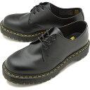 ドクターマーチン Dr.Martens 3ホールシューズ ベックス スムース 1461 BEX SMOOTH メンズ レディース 厚底 靴 BLACK