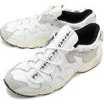 アシックスタイガー ASICS TIGER ゲルマイ GEL-MAI メンズ・レディース スニーカー 靴 WHITE/WHITE [1191A081-100 SS19]