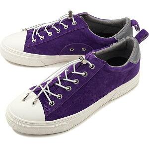 スラック SLACK クルード・プレミアムスエード CLUDE PREMIUM SUEDE メンズ レディース スニーカー 靴PURPLE/WHITEパープル系 [SL1401-419 FW19]