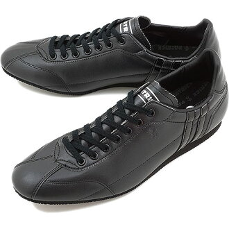 [Made in Japan] Patrick Sneakers Shoes DATIA Black