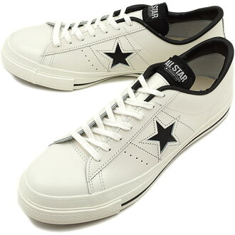One star CONVERSE Converse sneakers ONE STAR J J white / black ( 32346510 FW12 ) fs3gm