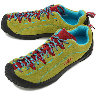 KEEN Kean MENS Jasper SMU trekking shoes sneakers jasper men Moss/Turquoise (1008203) fs3gm