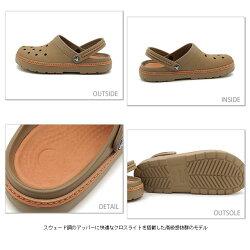 CROCSクロックスメンズCROCSCOBBLERクロックスコブラーKHAKI(11302-260)【bp】