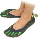 [immediate delivery] It is fs2gm five Vibram FiveFingers vibram five fingers men CLASSIC Castel Rock/Green/Grey finger shoes raise of wages feet (M1051) [bpl] [tomorrow easy correspondence]