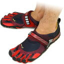 [immediate delivery] Five Vibram FiveFingers vibram five fingers men BIKILA Black/Red vibram five fingers finger shoes raise of wages feet (M3483) [bpl] [tomorrow easy correspondence]