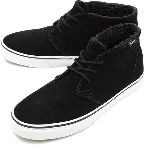 Vans Chukka Fleece Shoes