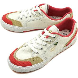 Topper TOPPER PRO2000 sneakers Pro 2000 WHT/PNK ( 4128822 FW12 ) fs3gm