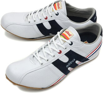 mobus Sports Shoes DINKELS. White / Navy