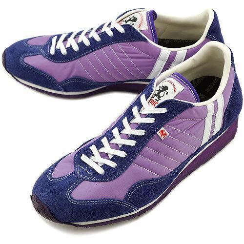 PATRICK パトリック スニーカー メンズ レディース 靴 STADIUM スタジアム GRAPE(23139 SS13)日本製 Made in Japan
