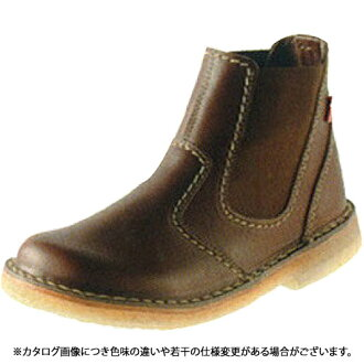 duck feet duck feet (DUNSKE ダンスク) DN4650 leather side Gore boots chocolate (DN4650209 SS13) fs3gm