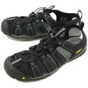KEEN Clearwater CNX キーン クリアウォーター CNX MNS スポーツサンダル 靴 Black/Gargoyle(1008660 SS13)