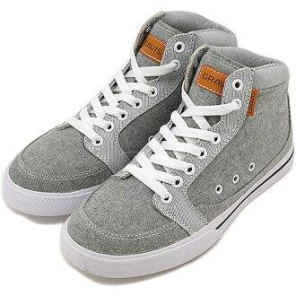 Time ■ sale! 45 %OFF! surprise ■ GRAVIS Gravis sneakers LOWDOWN HC VC WMN lowdown high cut VC women's GREY ( 12083100060 SU13 )