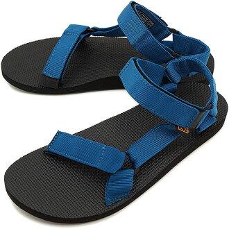 Teva Teva Sandals Original Universal M's original universal men's Mykonos Blue ( 1004006 SS13 ) fs3gm