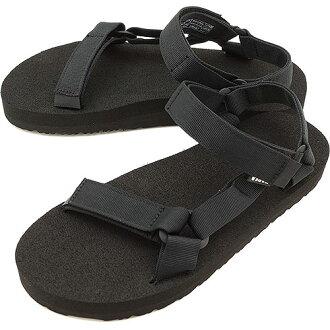 Teva Teva Sandals Mush Universal M's mash universal mens Black ( 1004754 SS13 )