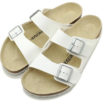 BIRKENSTOCK-Birkenstock women's men's ARIZONA sandal Arizona White (051733 / 051731-CLASSIC) fs3gm