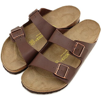 BIRKENSTOCK Birkenstock women's men's ARIZONA sandal Arizona Brown (051703 / 051701-CLASSIC)