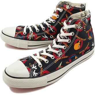 CONVERSE Converse sneakers ALL STAR LT HI all-star Looney Tunes high black ( 32662691 FW13 ) fs3gm