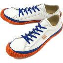 【即納】【返品送料無料】スピングルムーブ SPM-101 SPINGLE MOVE WHITE/ORANGE SPM101 スピングルムーヴ 靴 【コンビニ受取対応商品】