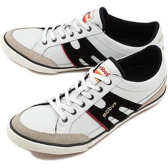 mobus モーブス sneakers AMBERG Amberg S.WHT/BLK(M1318TV-1720 FW13 )