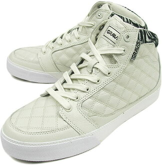GRAVIS Gravis sneakers LOWDOWN HI-CUT LX JPN LTD WMNS lowdown high cut LX Japan limited women's OFF WHITE ( 218630 HO08 )