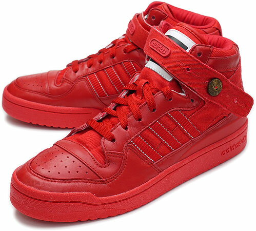 adidas MID FRM adidas sneaker Forum mid ライトスカーレット / ライトスカーレット College / red ( G16200 SS10 ) / sold out
