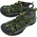 KEEN Kean MENS Newport H2 sports sandals Newport H2 men Forest Night/Gargoyle (1001925) [bpl]