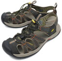 KEEN Kean Kanyon MNS sports sandals canyon men Black Olive/Brindle (1002133 SS10) [bpl]