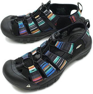 KEEN keen Newport H2 WMNS sports Sandals Newport H2 women's Raya BlacK ( 1003480-RYBK ) fs3gm