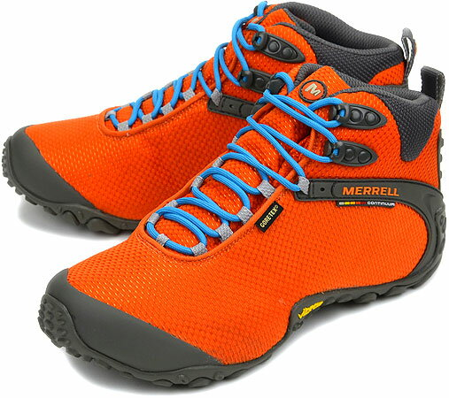 Merrell Orange Shoes