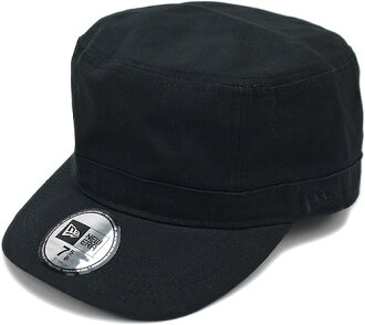 It is fs3gm (NEW ERA) NEWERA new era NEW ERA cap hat WM-01 military work cap black / black CAP (N0001178 SC)