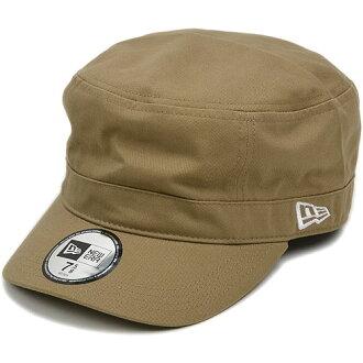 NEWERA new era Cap WM-01 Hat Cap military Cap khaki / white ( N0005700 ) (NEW ERA) fs3gm