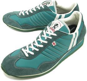 PATRICK パトリック スニーカー メンズ レディース 靴 STADIUM スタジアム BU/GN(23802 SS08)日本製 Made in Japan