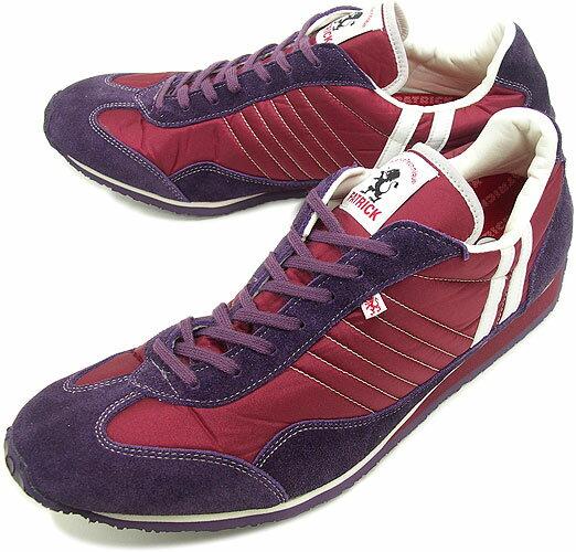 PATRICK パトリック スニーカー メンズ レディース 靴 STADIUM スタジアム BRD(23857)日本製 Made in Japan