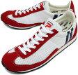 【返品無料対応】PATRICK パトリック スニーカー メンズ レディース 靴 MIAMI-LT マイアミ ライト WH/RD(29037 SS09)日本製 Made in Japan
