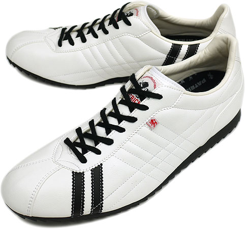 PATRICK パトリック スニーカー メンズ レディース 靴 SULLY シュリー ホワイト/ブラック(26951 SS09)日本製 Made in Japan