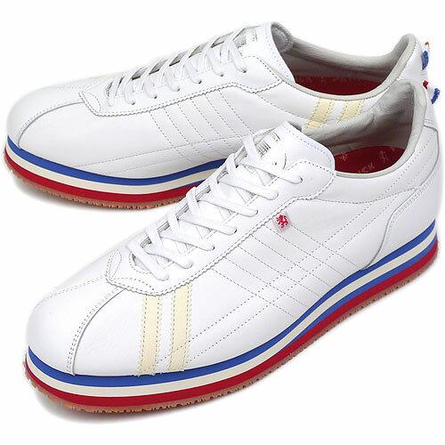 PATRICK パトリック スニーカー メンズ レディース 靴 SULLY-SPR シュリースーパー WHT(524029 SS12)日本製 Made in Japan