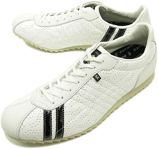 PATRICK パトリック スニーカー メンズ レディース 靴 SULLY-EN シュリー エナメル ホワイト(28030 SS08)日本製 Made in Japan